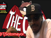 """YouTuber """"Slappa Don"""" Asks Tommy Sotomayor Every Question You Ever Wanted To Ask TODAY! Watch live at 7:30 EST"""