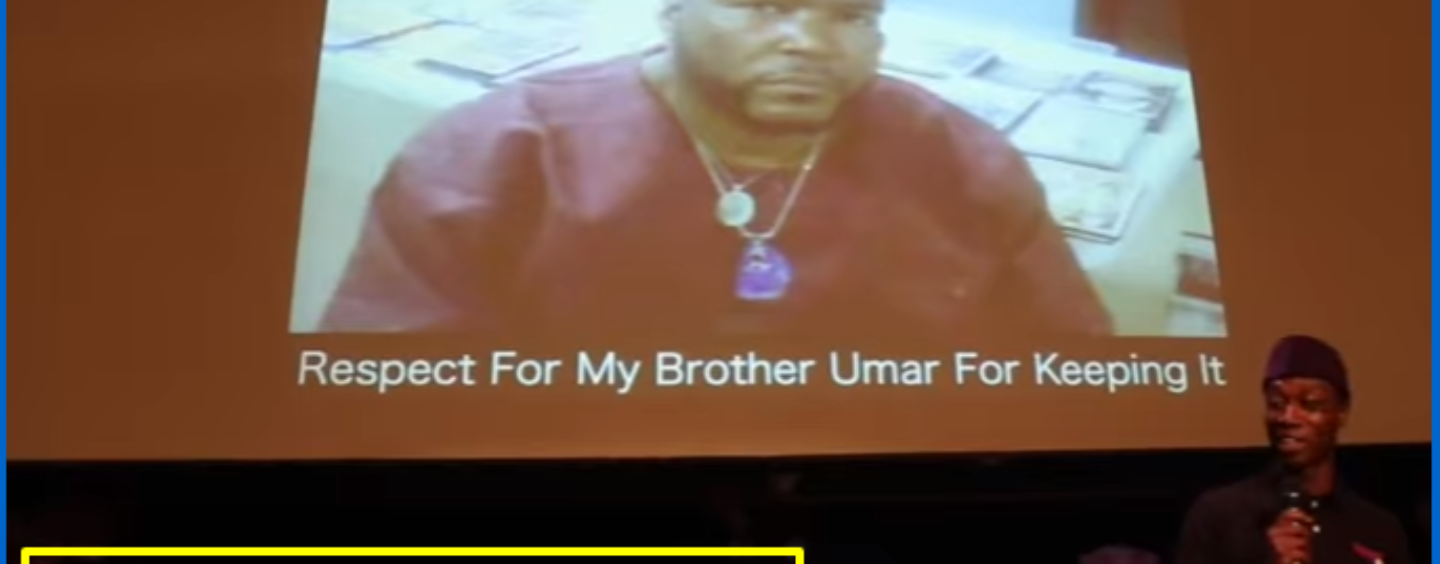 Dr Umar Johnson Exposes Brother Polight As A Fraud & Con Artist! (Video)