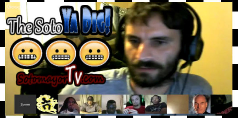 The Soto YA Dig Live 7/7/2016:  Do You Think The Shooting Of Alton Sterling Was Murder or Justified?