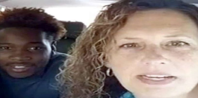Racist White Woman Steals GoFundMe Money From Homeless Black Teen! (Video)