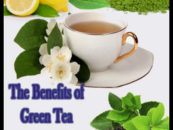 The Benefits of Green Tea, In Case You Didn't Know!