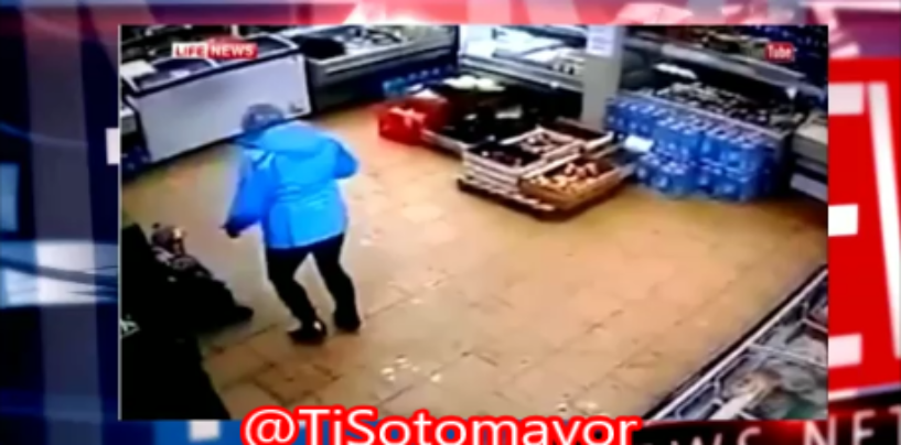 Woman Throws & Kicks Her 3 Year Old Child After The Father Didn't Pay Child Support! (Video)