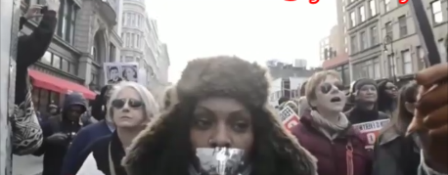 The Viral Video That Should Put The Final Nail In The Black Lives Matter Movement Coffin! (Video)