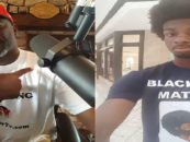 Branden Vs Tommy Pt 2 Exposing Tommy's True Hatred For Black Women Live! (Video)