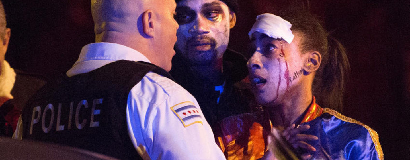 14 Dead 24 Others Wounded In Chicago Violence Over The Halloween Weekend! Black Lives Matter Right?