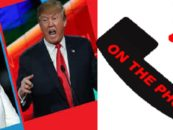 Phone Calls On Your Thoughts Of 2nd Presidential Debates! 515-605-9341 (Video)