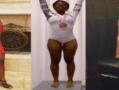 Fitness Beauty Natoya Wants To Disprove A Lot of Harsh Myths About Black Women!  (Video)
