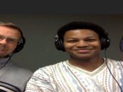 HS Student Robert Jones Interviews Tommy On Blacks & Accountability In The US! (Video)
