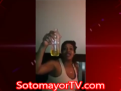 Black Mom Starts FaceBook Challenge Drink Your Sons Pee! #IShitUNot (VIdeo)