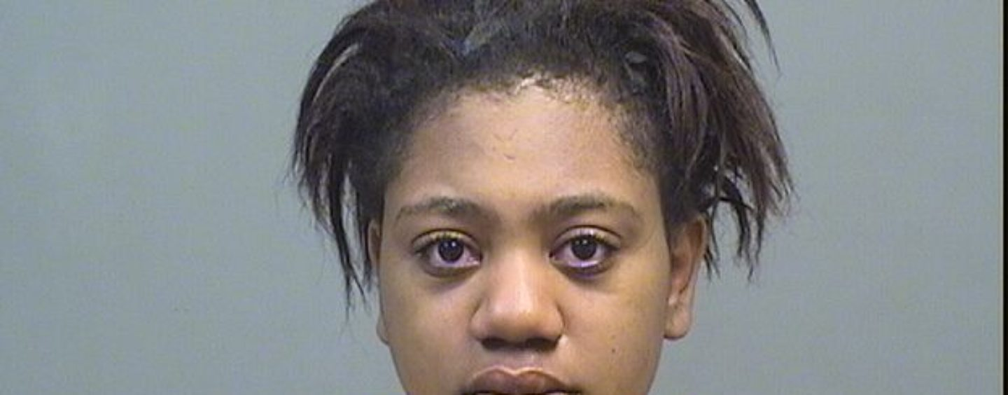 BT-1100 Stabs Her Boyfriend Murdering Him Yet Only Gets 5 Years Probation! Where's BLM? (Video)
