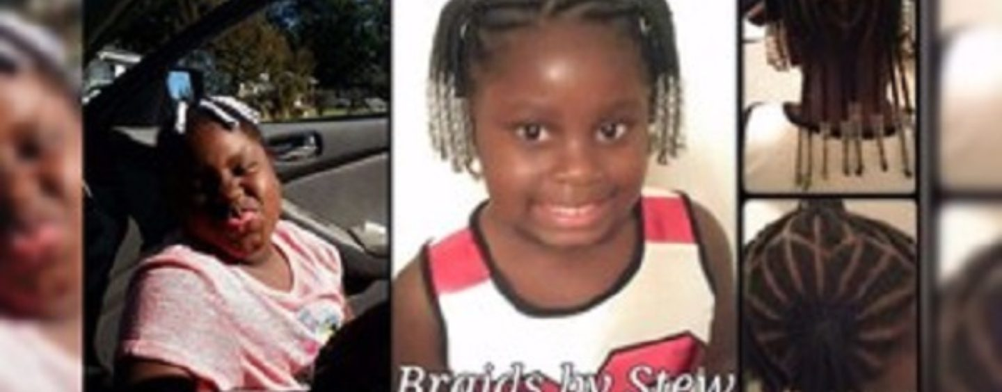 Black Thugs In North Carolina Shoot & Kill 7 Year Old Girl As She Slept In Her Bed! (Video)