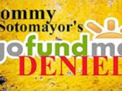 12/09/16 – SotoFundme Donation Drive: Call In To Address All Of Tommy's Shows This Week! 10:30-2:30am Call in 515-605-9341