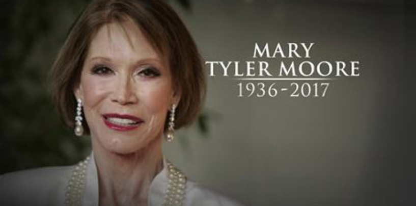 Mary Tyler Moore Dies At The Age Of 80! (Video)