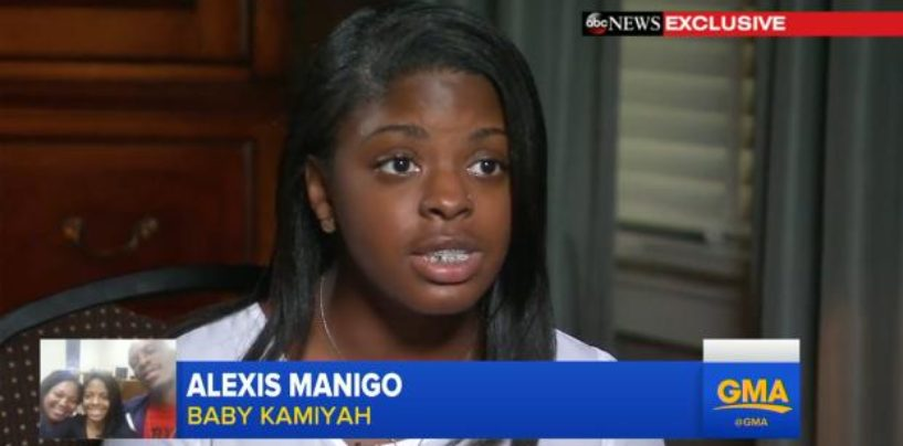 Teen Abducted At Birth Defends Her Alleged Kidnapper & Shows How Twisted Black Female Logic Is! (Video)