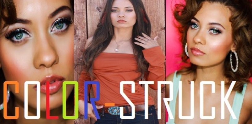 YouTuber Brittney Gray On Color Struck Black Men Who Love Mixed & Lightskin Women! (Video)