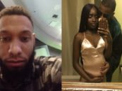 Aaron @Aziefaison2 Responds To His Pregnant EX Girl @Respectthefro With His Side Of The Story! (Video)
