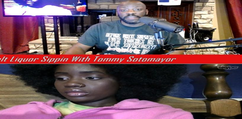 Pregnant YouTuber @Respecttheafro Confronts Tommy Over His Video, Her Baby Daddy & More!