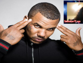 Rapper The Game Kicks StruggleFaced Chick Out Of His Superbowl Party For Being Dark Skinned! (Video)