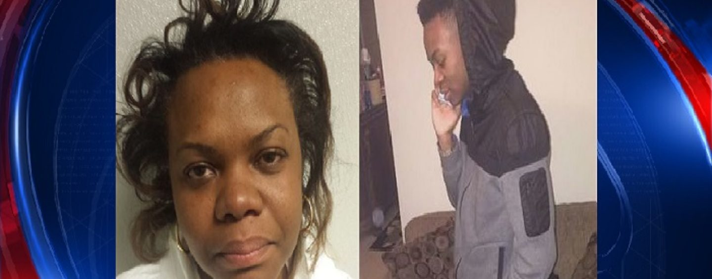 Insane Black Mom Shoots & Kills Her Own Son Over Him Playing A Video Game! #iShitUNot (Video)