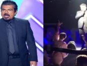 Comedian George Lopez Does To Disrespectful Black Chick What Everyone Should Do To Them! (Video)
