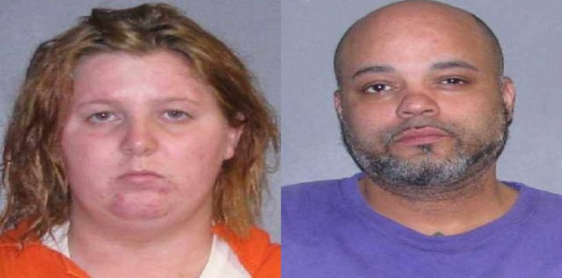 PETophile Snow Couple Arrested For Making Videos Of His Girl Doing The No Pants Dance With A Dog! (Video)
