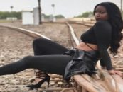 Pregnant Black Teen Killed By Speeding Train During Photo Shoot! #iShitUNot (Video)
