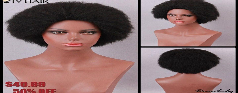 Black Women Make Fun Of A Natural Hair Wig Live On Facebook While Praising European Hair! (Video)