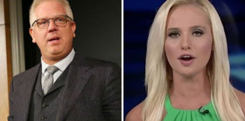 Beautiful Blonde Conservative TV Host Tomi Lahren Fired From The Blaze For Her Pro Choice Stance! (Video)