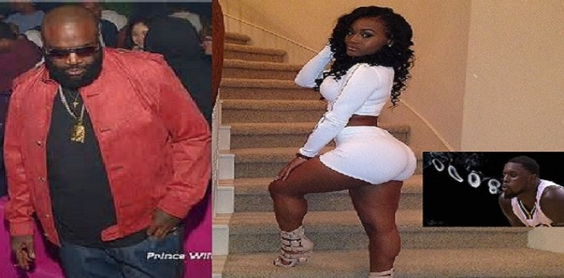 Rapper Rick Ross Ex, Lira Galore Has Sx Tape Leaked With NBA Player Lance Stephenson! Wow