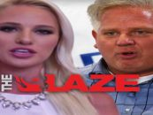 The Most Beautiful Woman In American News, Tomi Lahren Sues Glen Beck For Wrongful Termination! (Video)