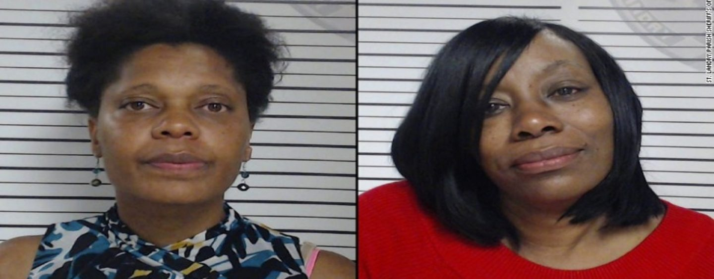 2 Black Teachers Arrested For Not Only Bullying & 11 Year Old Student But Forcing The Class To Join In! (Video)