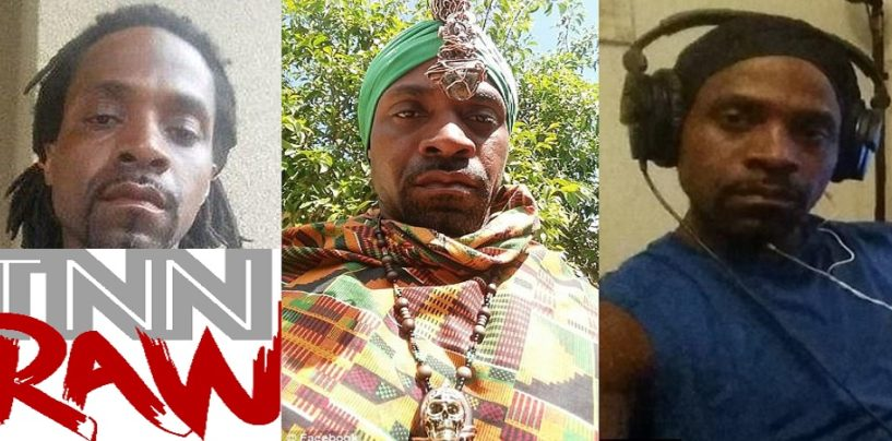 Pro Black Tariq Nasheed Follower KILLED 4 White People Before Being Arrested Saying He Hates ALL Whites! (Video)