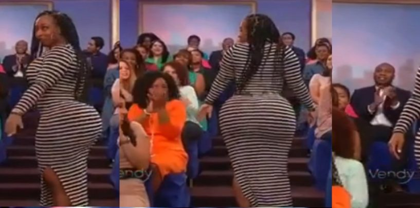 Talk Show Host Wendy Williams Shows Off Black Woman With The Curviest Body Ever! Are You Impressed? (Video)