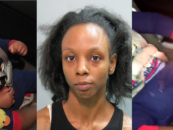 BT-1100 Arrested For Burning & Torturing Her Infant Child Because The Father Got A New Girlfriend! (Video)