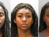 3 Facially Challenged Black Teens Arrested For Randomly Assaulting Other For Their Female Gang! (Video)