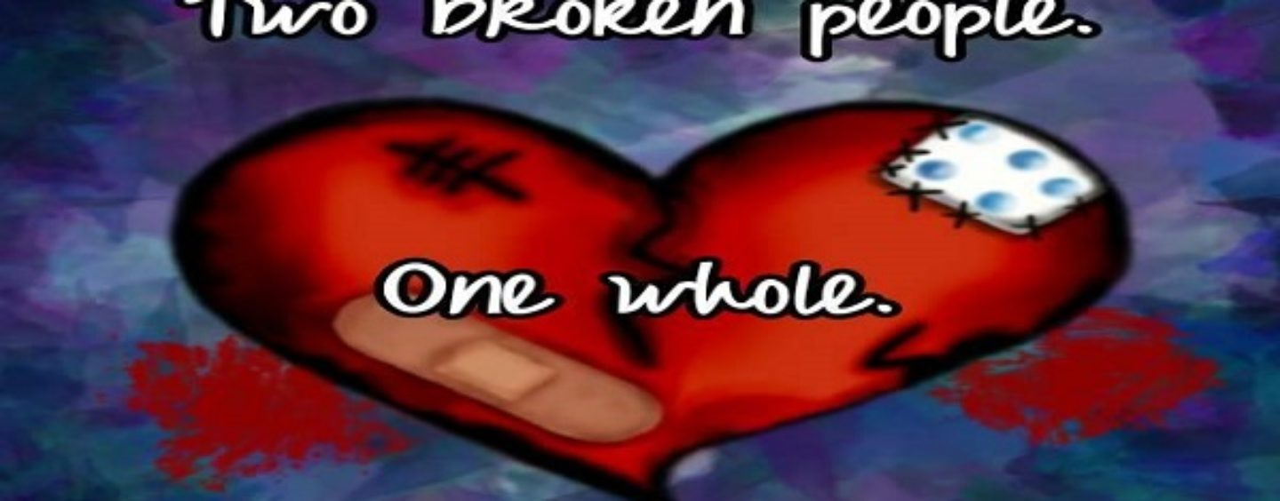 TG&TW EP #9 Can You Have A Stable Relationship With A Broken Person?! 213-943-3362