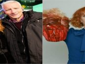 Wrinklefaced Unfunny Comedian Kathy Griffin Fired By CNN For Photos Of Her Holding Decapitated Donald Trump! (Video)