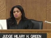 Black Female Judge Suspended For Sexting Bailiff, Doing Coke & Buying Prostitutes Off Backpage! (Video)