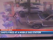 Black Teens Break Out Fighting After School, Then Gun Shots At Local Alabama Gas Station! (Video)