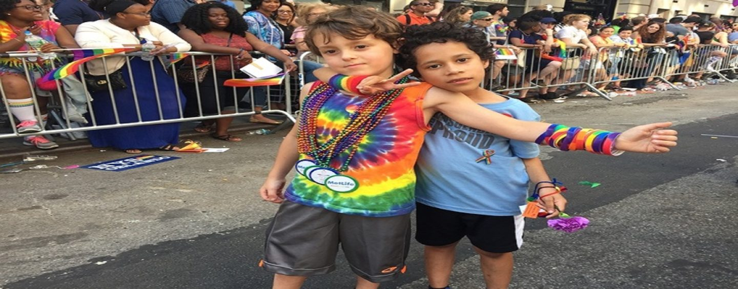 8/2/17 – Are Single Mothers Contributing To The Up Tick In Gay & Transgendered Kids & Adults? 213-943-3362