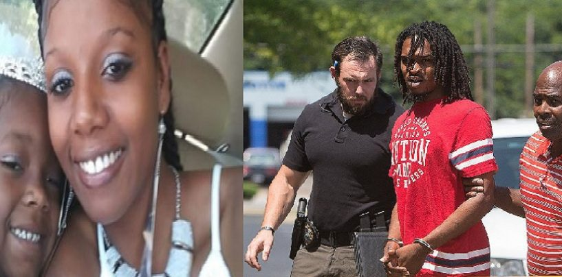 NC 23YO Black Queen Shot In The Head By Her Live In Thug Boyfriend After Filing A Restraining Order! (Video)