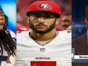 Tommy Sotomayor, Richard Sherman & Shannon Sharpe Stand Up For Colin Kaepernick & So Should U! (Video) LIVE