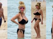 People Are Stunned At The Complete Lack Of Azz Wendy Williams Has In Her Surgically Enhanced Body! (Video)
