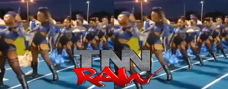 Teen BT-1100 Miami High School Cheerleaders Actually Dressed In Lingerie Like Strippers & Moms OKed It!