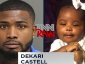 Niggly Bear Blames Baby Crying During Hurricane For Why He Beat His 6 Month Old To Death! #iShitUNot (Video)