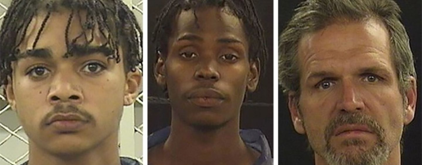 Cleveland Gang Kidnapped, Raped, Shot & Doused Men With Gas! (Video) #iShitUNot