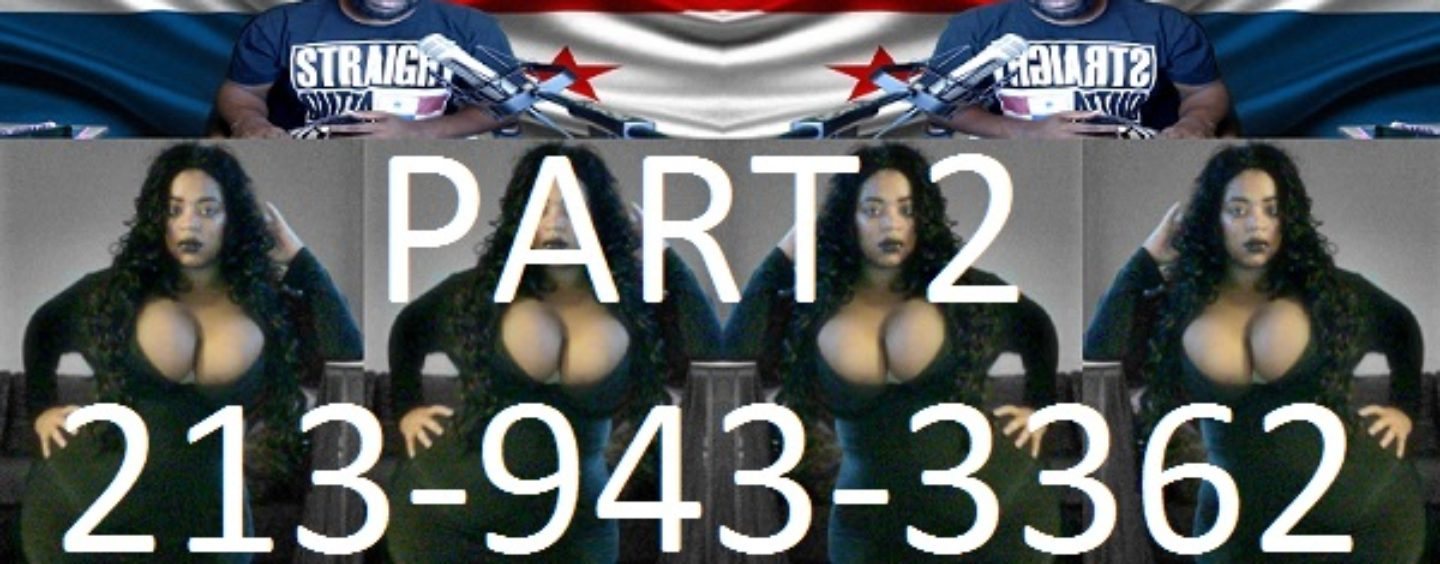 Tommy Takes Phone Calls On The Melanin Sut Tek GayEX Situation! 213-943-3362 (Video)
