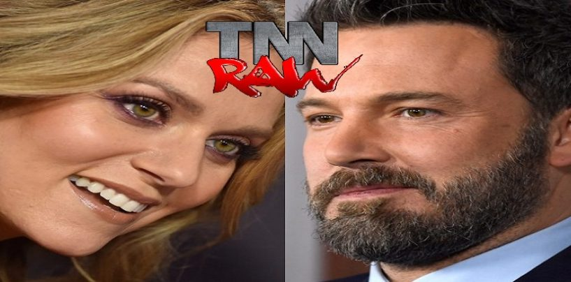 Batman Actor Ben Affleck Now Is Apologizing To Actress Hilarie Burton For Groping Her! SMH (Video)