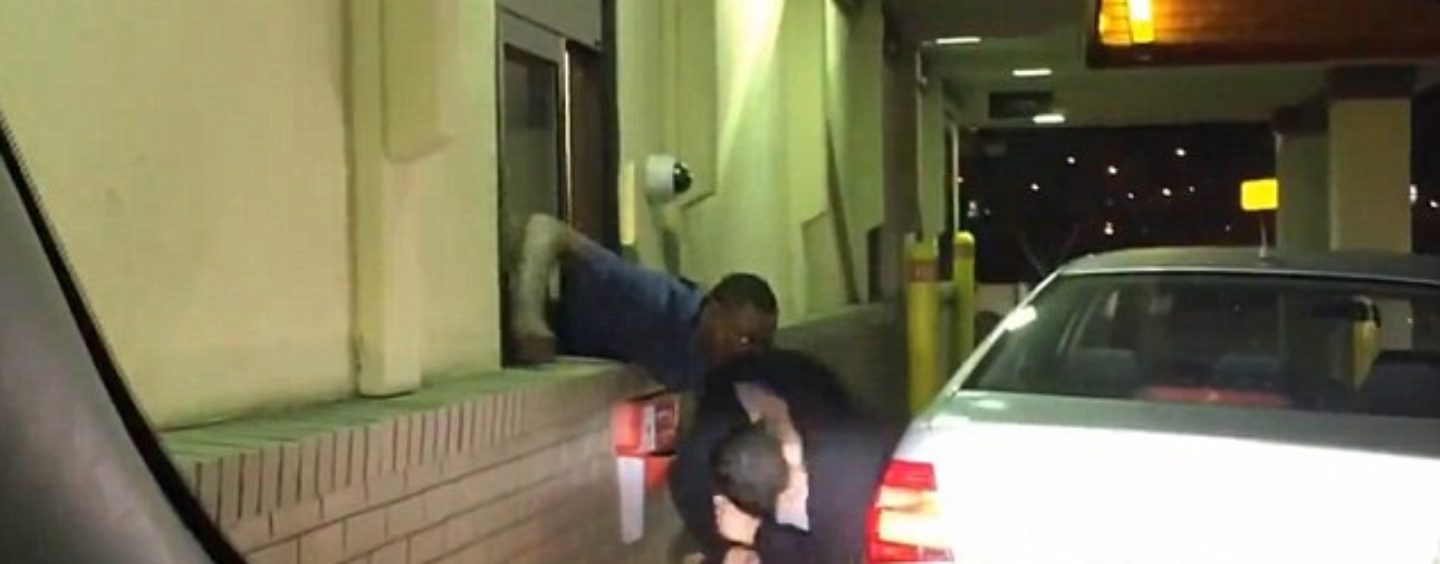 2 BT-1000's Assault McDonalds Drive Through Worker For Not Putting Chicken Nuggets In Their Bag! #iShitUNot