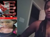 Tattooed Black Female Tommy Sotomayor Confronts Him On The Videos They Made About Each Other! (Video)